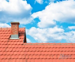 House with Clay Roof Tiles