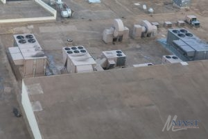 Commercial Roof Wear