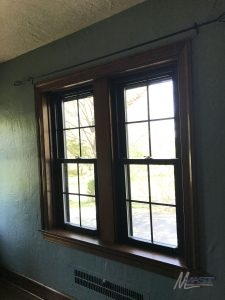 Window After Receiving Window Repair