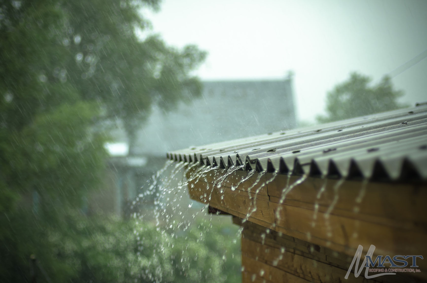 Our Roofers Can Make Sure Your Roof Is Prepared For Storms