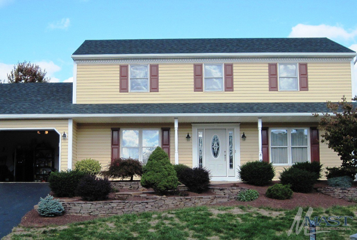 Siding Installation In Oley And Philadelphia Pa Home Repair Services